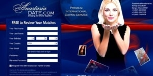 AnastasiaDate front page