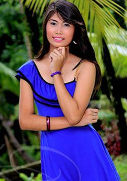 beautiful Filipina girl