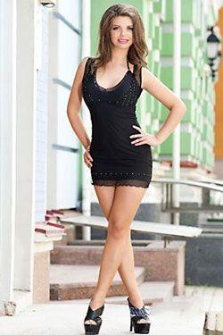beautiful Kiev girl