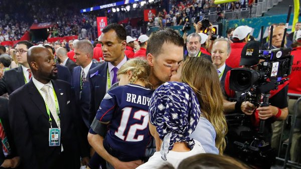 Tom Brady better man