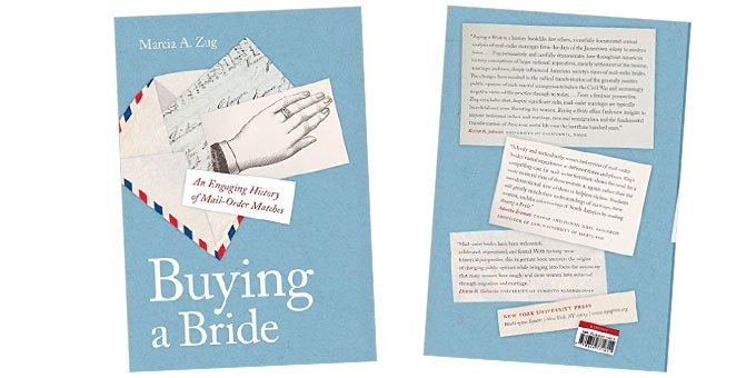 buying a bride book