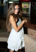 charming bride from Kazakhstan