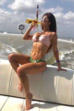 Colombian model lawyer