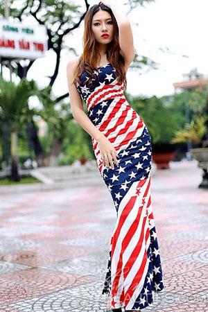 desirable Asian girl from Vietnam