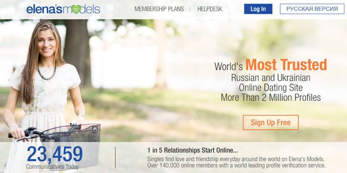 dating models website