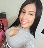fit Latin woman for marriage
