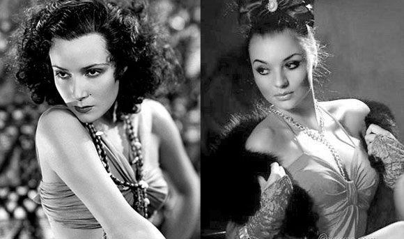 glamour portrait comparison