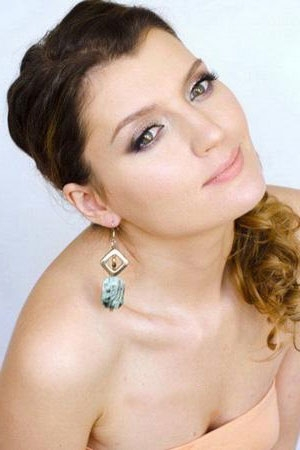 gorgeous Belarusian lady