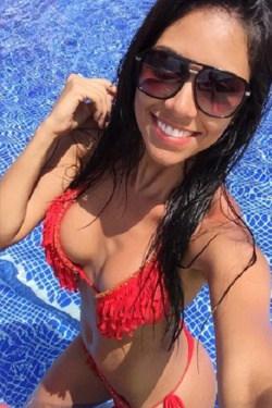 hot Latin girl from Venezuela
