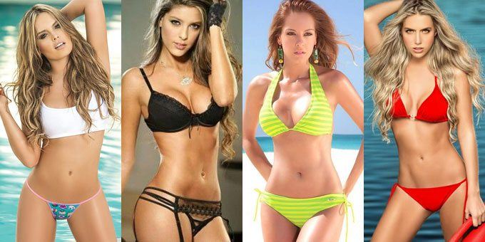 Hottest Colombian Women