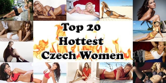hottest Czech women
