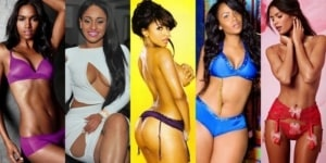 hottest Dominican women