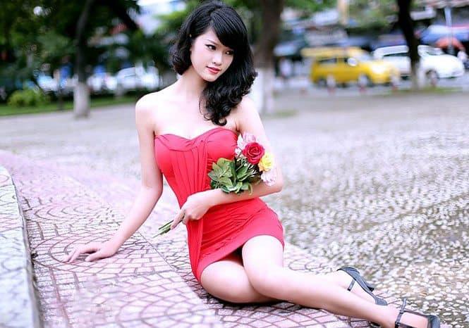 lovely girl from Vietnam