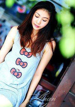 nubile Thai babe Chananya