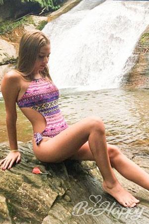 open-minded Brazilian model