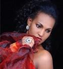 pretty Kenyan woman