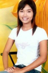 pretty Thai girl