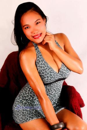 romantic and charming Filipina babe