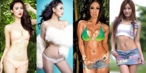 sexiest Vietnamese women