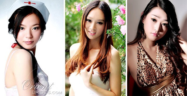 Sheng Nu hot Chinese women