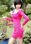 simply sexy Vietnamese bride