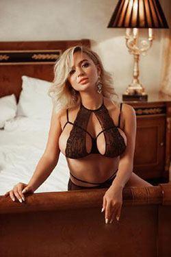 sizzling hot Ukrainian model