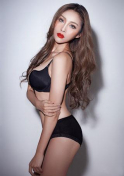 skinny but sexy Chinese babe