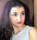 stylish Uzbekistan babe