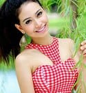 Thailand nature girl
