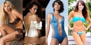 Ukrainian women with sexy bodies