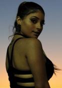 vivacious and sexy Brazilian babe