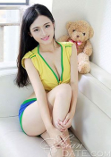 young Chinese cutie