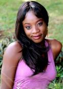 beautiful Kenyan girl