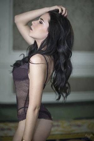 drop-dead gorgeous Ukraine girl from Kiev