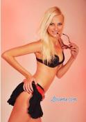 flexible hottie from Ukraine