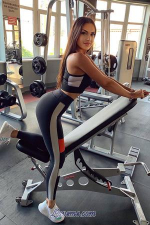 hot and fit Ukrainian girl