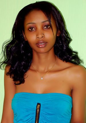 hot Kenyan girl