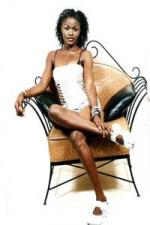 long, lean Nigerian beauty
