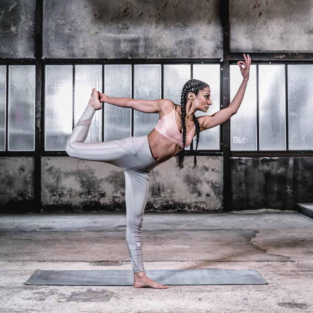 Nidhi Mohan Kamal yoga