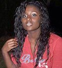 passionate girl from Cote Civoire