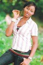 pretty Nigerian beauty