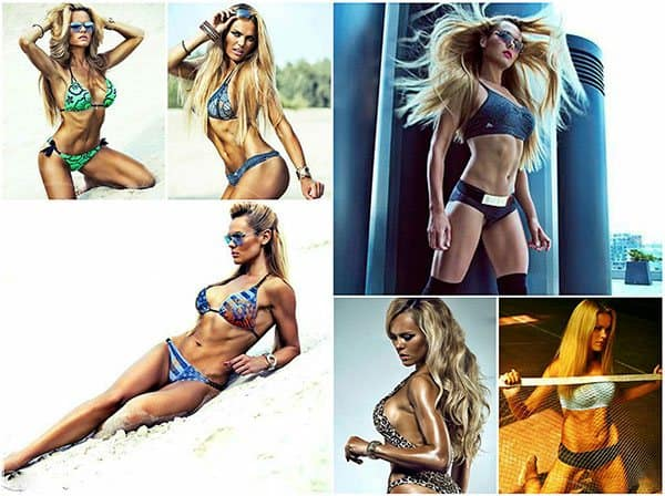 provocative lady from Ukraine