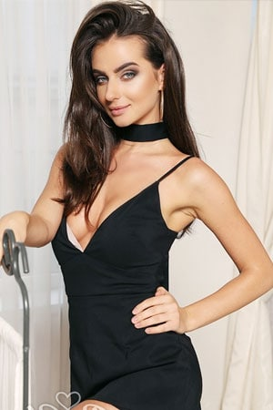 seductive beautiful Ukraine bride