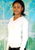 sexy solid Kenyan girl