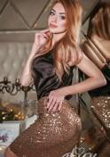 stunning Ukrainian redhead