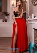 Ukrainian lady with great legs