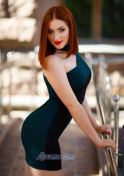 Ukrainian redhead looking for love