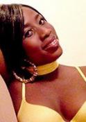 voluptuous Ghanaian woman