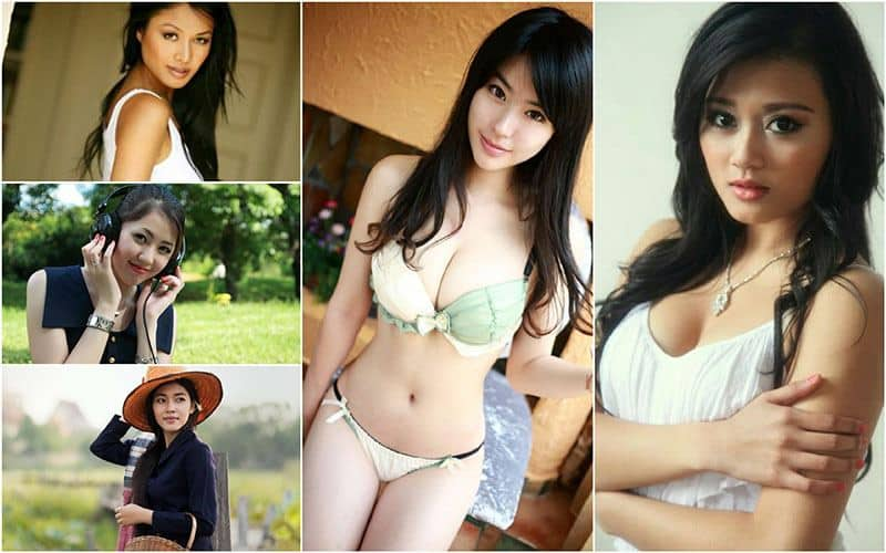 What do Cambodian girls look like?