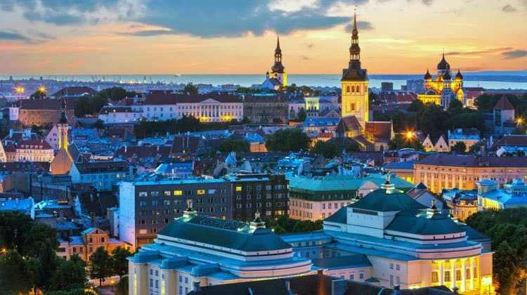 a beautiful place in Estonia
